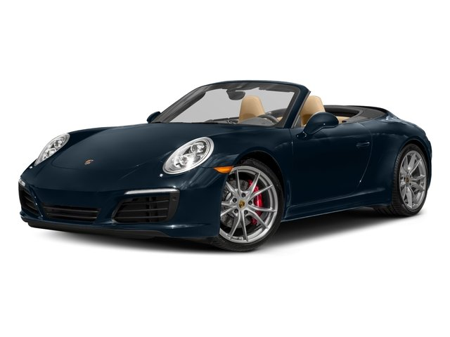 2018 Porsche 911 Base Price Carrera 4 GTS Cabriolet Pricing side front view