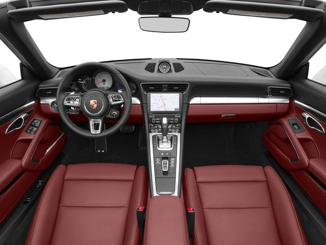 2018 Porsche 911 Pictures 911 Carrera S Cabriolet photos full dashboard