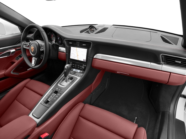 2018 Porsche 911 Pictures 911 Carrera S Cabriolet photos passenger's dashboard