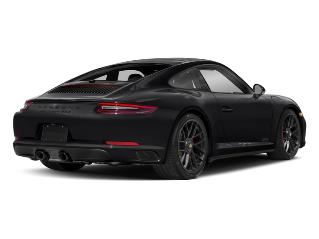 2018 Porsche 911 Base Price Carrera GTS Coupe Pricing side rear view