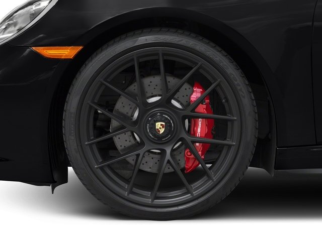 2018 Porsche 911 Prices and Values Cabriolet 2D GTS H6 wheel