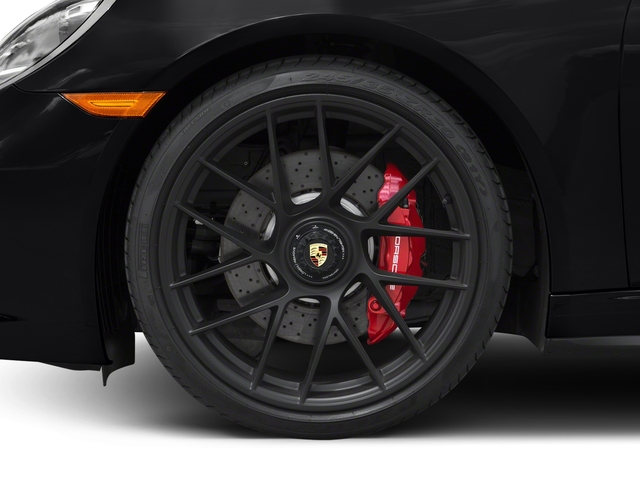 2018 Porsche 911 Pictures 911 Carrera GTS Cabriolet photos wheel