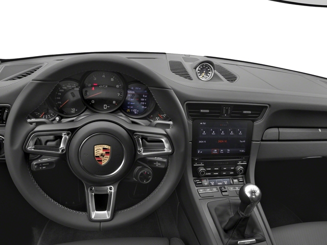 2018 Porsche 911 Pictures 911 Carrera 4 GTS Coupe photos driver's dashboard