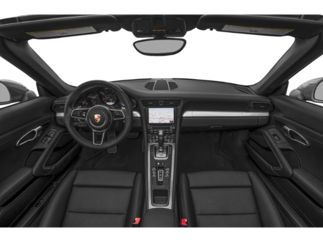 2018 Porsche 911 Prices and Values Cabriolet 2D GTS H6 full dashboard
