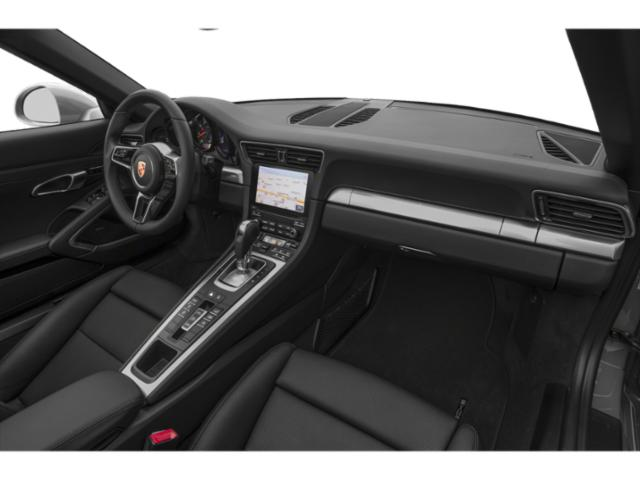 2018 Porsche 911 Base Price Targa 4 Pricing passenger's dashboard