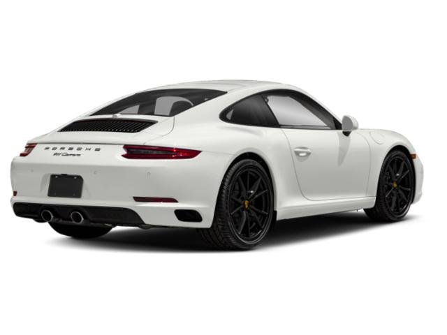 2018 Porsche 911 Base Price Carrera T Coupe Pricing side rear view