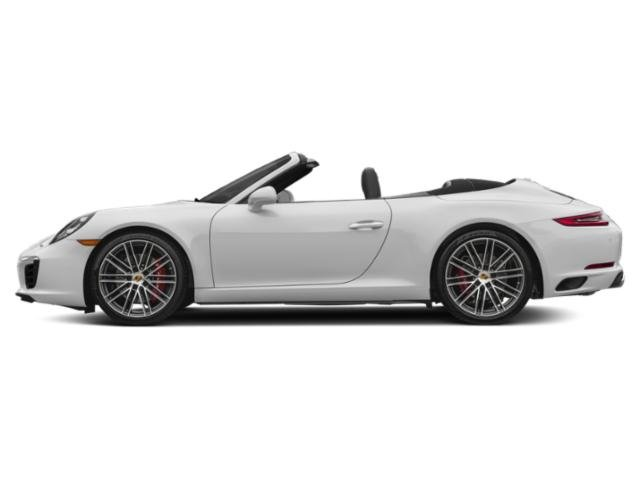 2018 Porsche 911 Prices and Values Cabriolet 2D GTS H6 side view