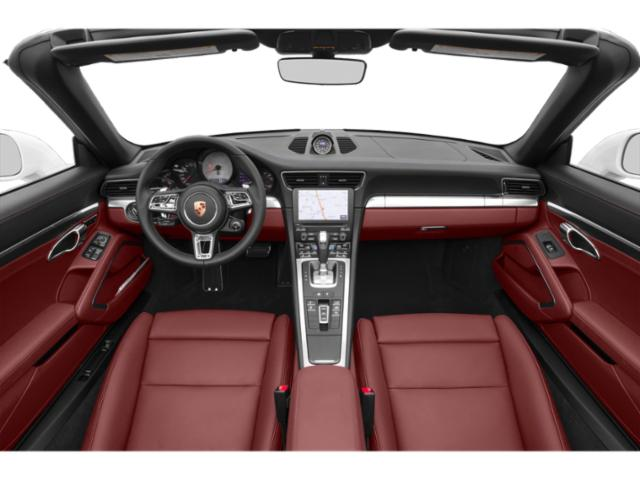 2018 Porsche 911 Base Price Carrera 4 GTS Cabriolet Pricing full dashboard