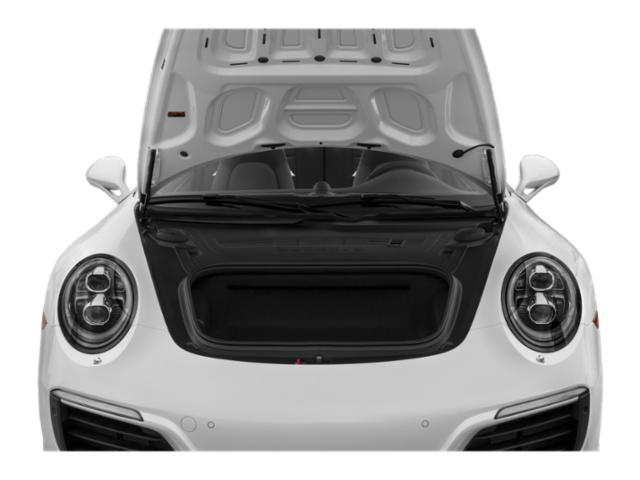 2018 Porsche 911 Prices and Values Cabriolet 2D GTS H6 open trunk