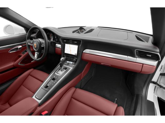 2018 Porsche 911 Base Price Carrera 4 GTS Cabriolet Pricing passenger's dashboard