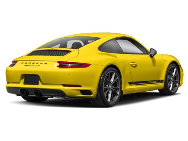 2018 Porsche 911 Base Price Targa 4 Pricing side rear view