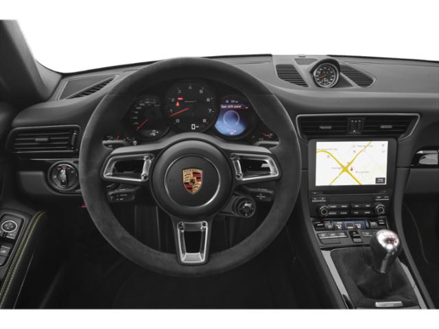 2018 Porsche 911 Base Price Carrera T Coupe Pricing driver's dashboard