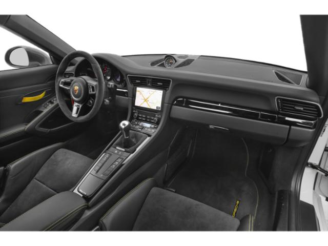 2018 Porsche 911 Base Price Carrera T Coupe Pricing passenger's dashboard