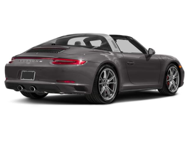 2018 Porsche 911 Prices and Values Cabriolet 2D GTS H6 side rear view