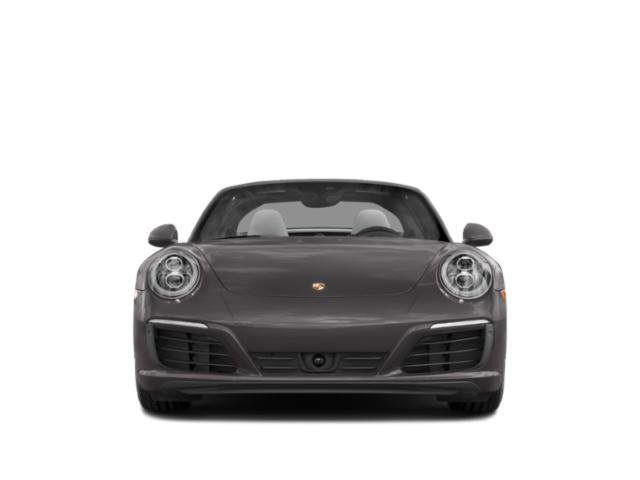 2018 Porsche 911 Prices and Values Cabriolet 2D GTS H6 front view