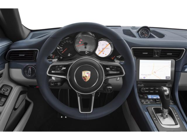 2018 Porsche 911 Base Price Carrera 4 GTS Cabriolet Pricing driver's dashboard