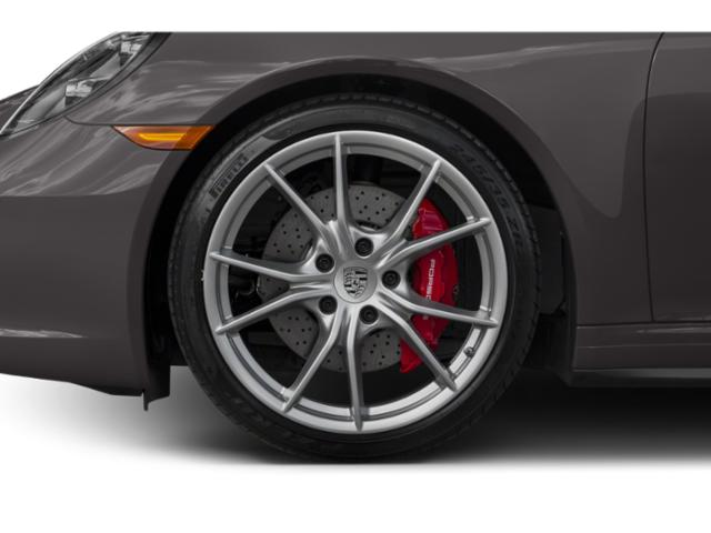 2018 Porsche 911 Base Price Carrera 4 GTS Cabriolet Pricing wheel