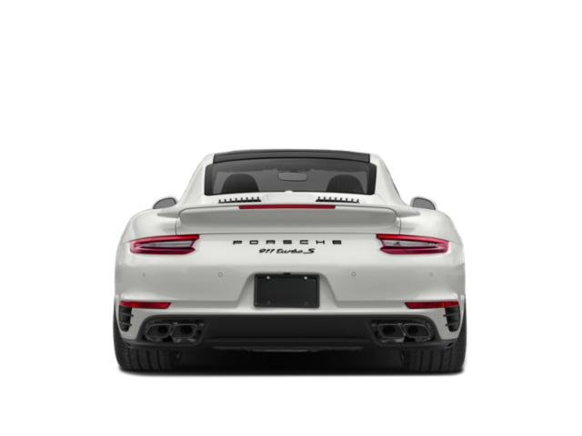 2018 Porsche 911 Base Price Carrera 4 GTS Cabriolet Pricing rear view