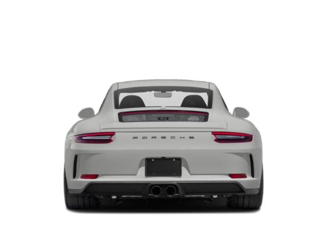 2018 Porsche 911 Base Price Targa 4 Pricing rear view