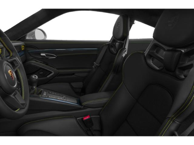2018 Porsche 911 Prices and Values Cabriolet 2D GTS H6 front seat interior