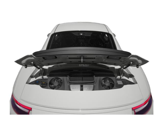 2018 Porsche 911 Base Price Targa 4 Pricing open trunk