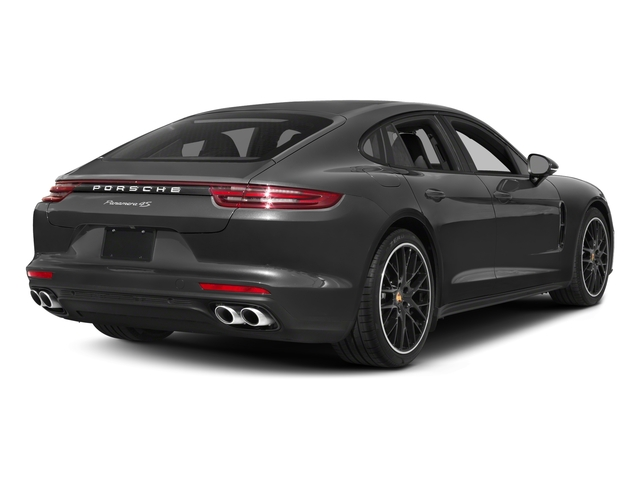 2018 Porsche Panamera Pictures Panamera 4S Executive AWD photos side rear view