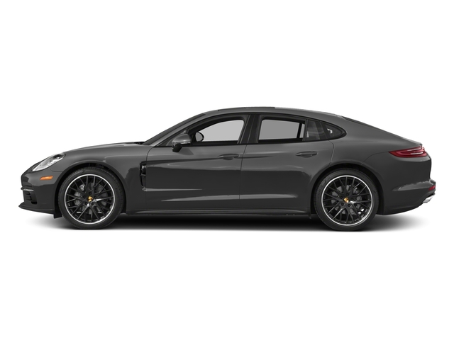 2018 Porsche Panamera Pictures Panamera 4S Executive AWD photos side view