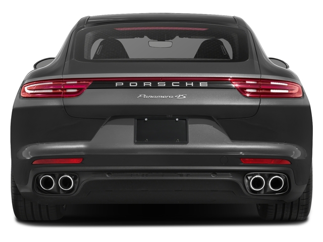 2018 Porsche Panamera Pictures Panamera 4S Executive AWD photos rear view