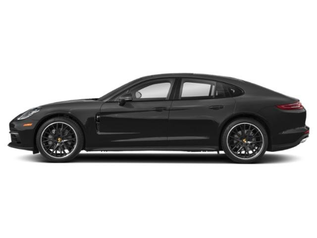 2018 Porsche Panamera Base Price RWD Pricing side view