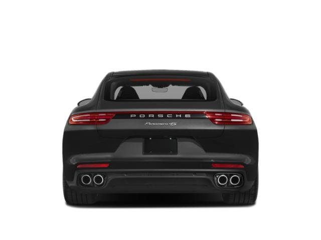 2018 Porsche Panamera Prices and Values Hatchback 4D 4S AWD rear view