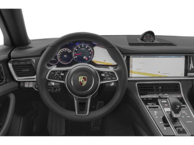 2018 Porsche Panamera Pictures Panamera 4 AWD photos driver's dashboard