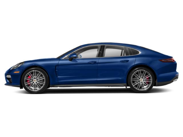 2018 Porsche Panamera Prices and Values Hatchback 4D 4S AWD side view