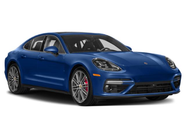 2018 Porsche Panamera Prices and Values Hatchback 4D 4S AWD side front view