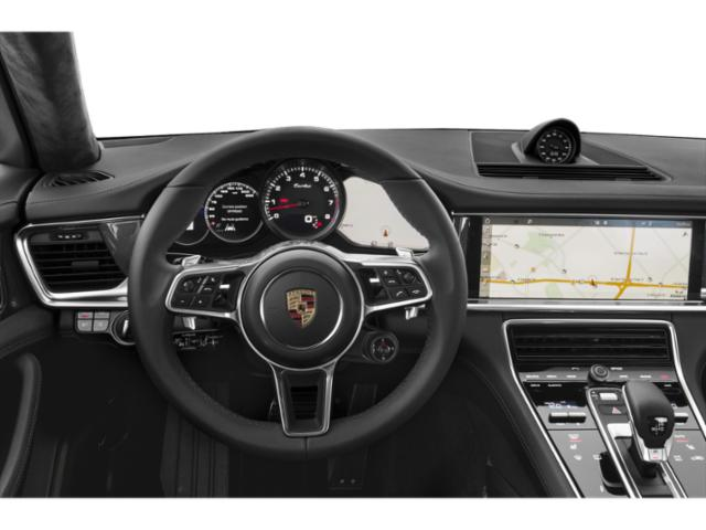 2018 Porsche Panamera Prices and Values Hatchback 4D 4S AWD driver's dashboard