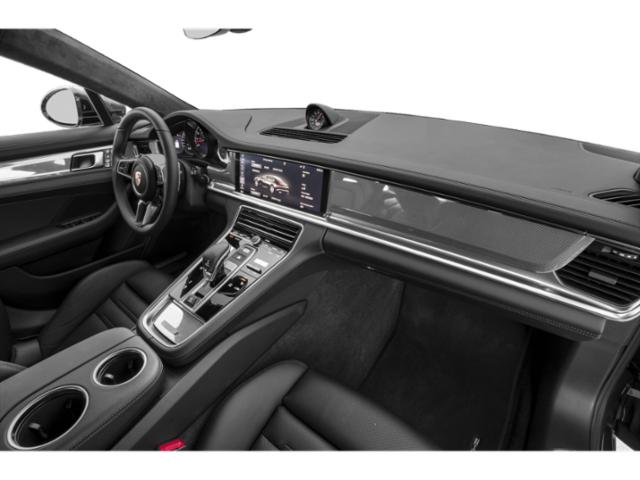 2018 Porsche Panamera Prices and Values Hatchback 4D 4S AWD passenger's dashboard