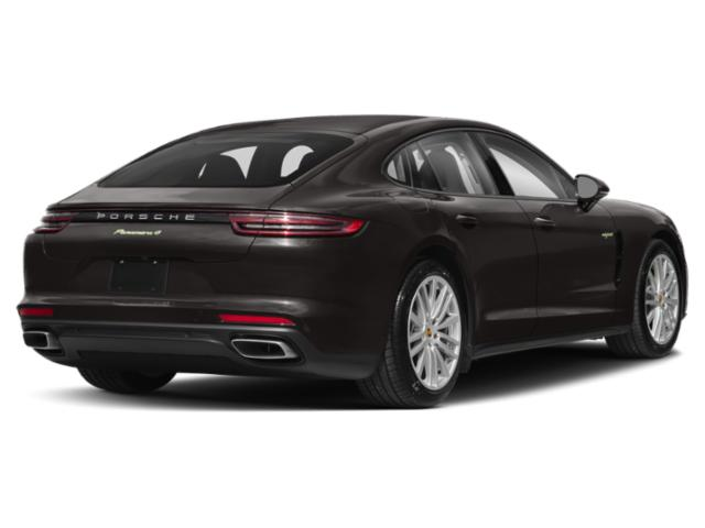 2018 Porsche Panamera Pictures Panamera 4 E-Hybrid AWD photos side rear view
