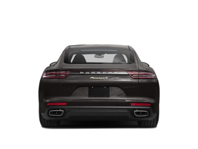 2018 Porsche Panamera Pictures Panamera 4 E-Hybrid AWD photos rear view
