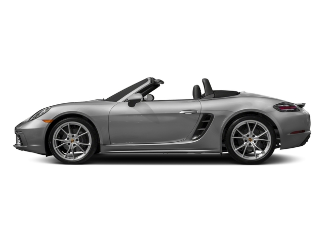 2018 Porsche 718 Boxster Base Price Roadster Pricing side view
