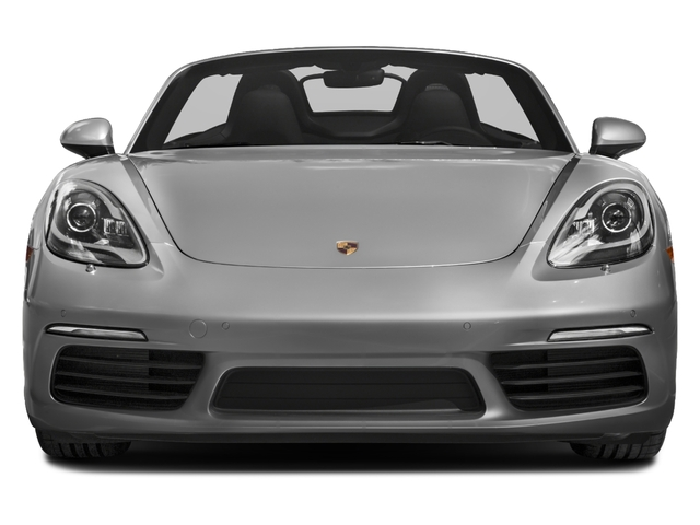 2018 Porsche 718 Boxster Base Price Roadster Pricing front view
