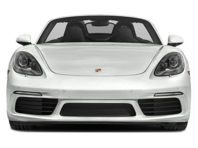 2018 Porsche 718 Boxster Pictures 718 Boxster S Roadster photos front view