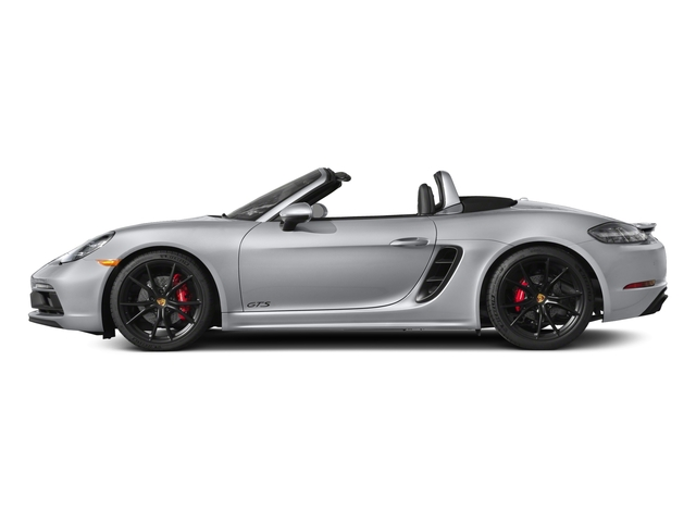 2018 Porsche 718 Boxster Pictures 718 Boxster GTS Roadster photos side view