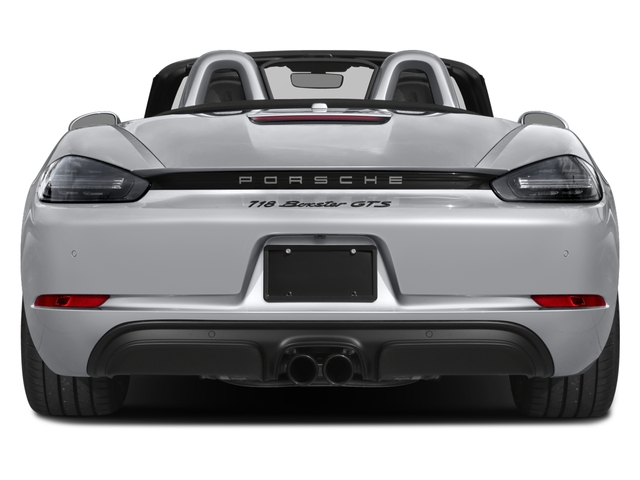 2018 Porsche 718 Boxster Pictures 718 Boxster GTS Roadster photos rear view