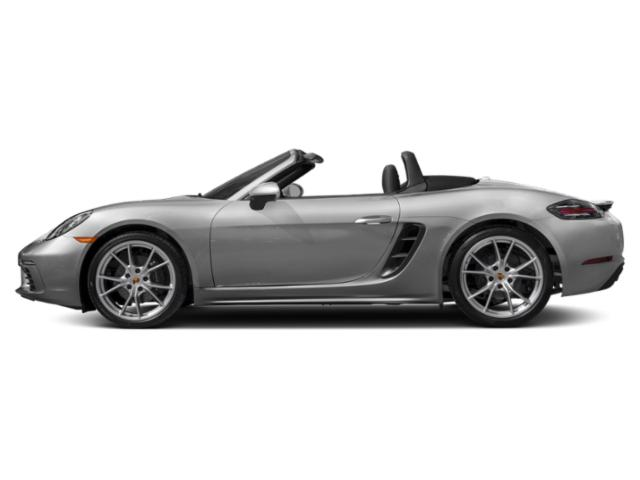 2018 Porsche 718 Boxster Prices and Values Roadster 2D H4 Turbo side view