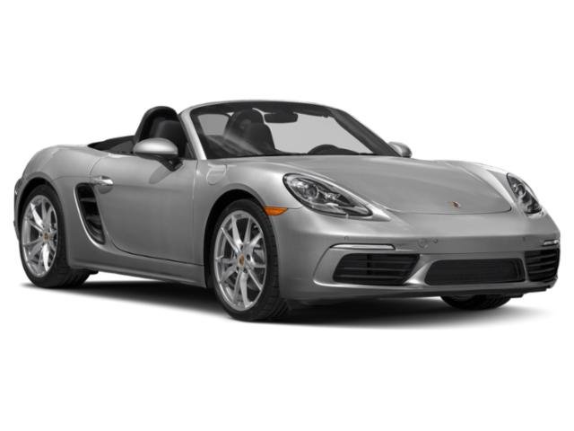 2018 Porsche 718 Boxster Prices and Values Roadster 2D H4 Turbo side front view