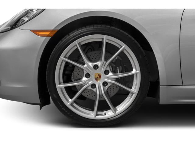 2018 Porsche 718 Boxster Prices and Values Roadster 2D H4 Turbo wheel