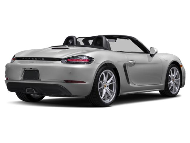 2018 Porsche 718 Boxster Base Price S Roadster Pricing side rear view