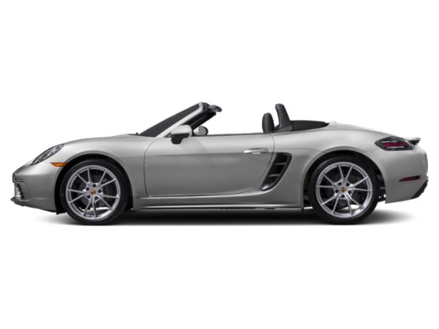 2018 Porsche 718 Boxster Pictures 718 Boxster S Roadster photos side view