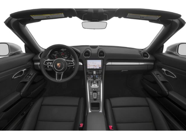 2018 Porsche 718 Boxster Base Price S Roadster Pricing full dashboard