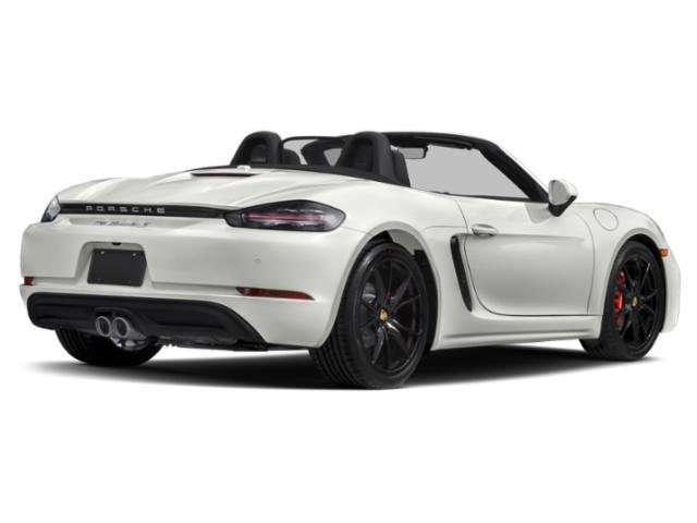 2018 Porsche 718 Boxster Prices and Values Roadster 2D H4 Turbo side rear view