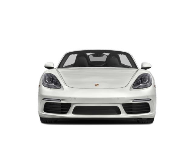 2018 Porsche 718 Boxster Prices and Values Roadster 2D H4 Turbo front view